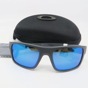 OO9367-0660 New Oakley Gray Drop Point Sunglasses